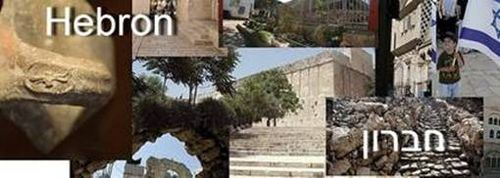 Hebron, the Home and Burial Patriarchs