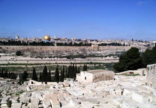 Eastern Wall of the Temple Mount, 2006