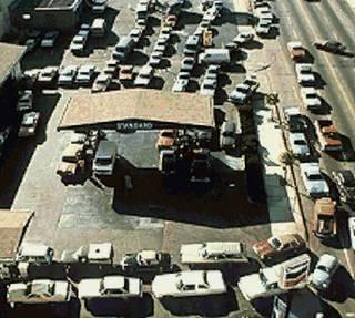 OPEC Oil Embargo 1973