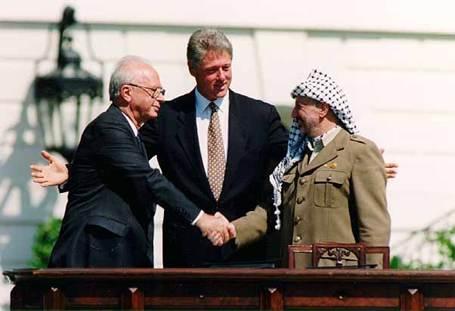 Oslo Accords (1993)