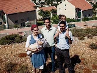 Jewish Settlers Beit El