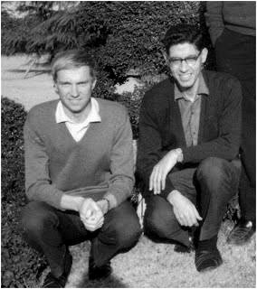 William Currie &  Adolph Nicolas