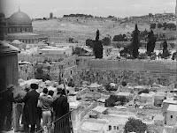 Jewish Visitors Western Wall 1929