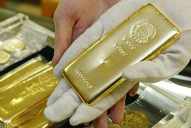 Chinese One Kilo Gold Bars