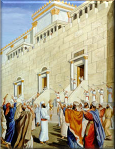 Simchat Beit Hashoeva Solomon Temple