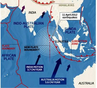 Indo-Australian Plate 1