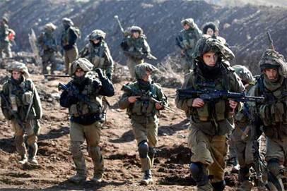 Israel Prepares for War
