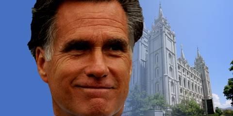 Former Governor Mitt Romney