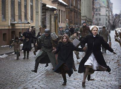 Irena Sendler's mission Warsaw Ghetto