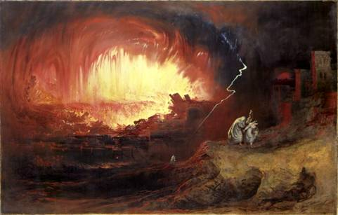 Destruction of Sodom and Gomorrah