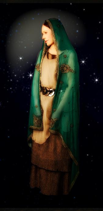 Sarah, wife of Abraham