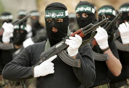 Hamas Muslim Brotherhood