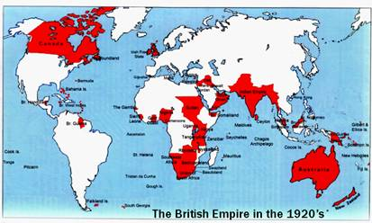 British Empire Gates to the World