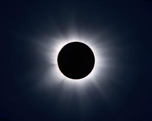 Sun shall be Dark Solar Eclipse