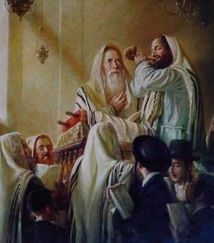 Judah standing Awe Divine