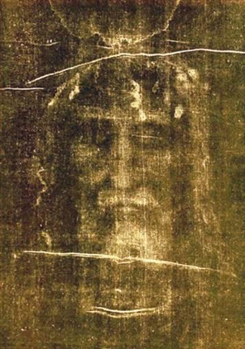 Shroud Negative Photograph