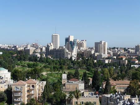 Western Jerusalem