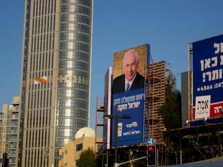 """""""Bibi"""" Netanyahu Election"""
