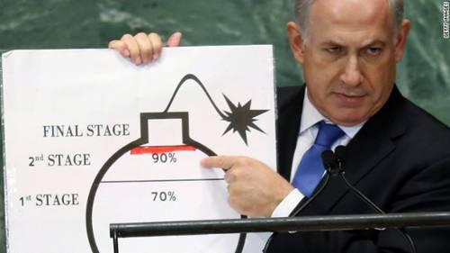 Benyamin Netanyahu at the United Nations