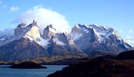 Southern South American Andes