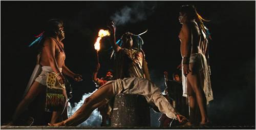 Aztec Human Sacrifice Rituals