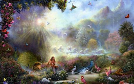Paradise Lost – Paradise Restored