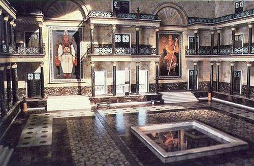 Alexandrian Library Egypt