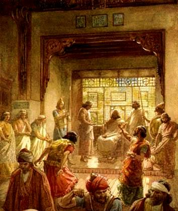 Rehoboam and the Rebellion of the Northern Tribes of Israel