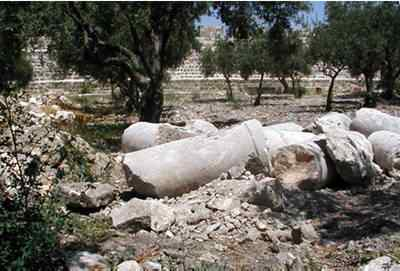 Arab Islamic Waqf Destroying Temple Mount Artifacts