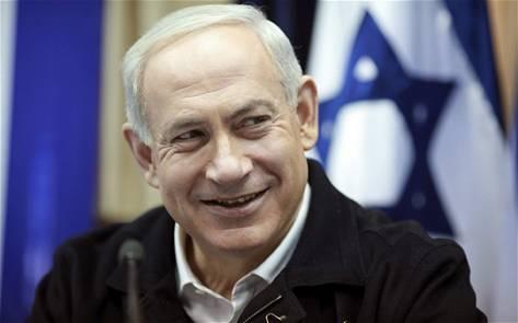 """""""The Winner"""" Benyamin Netanyahu"""