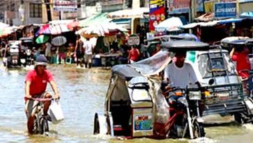 High Tides in Manila