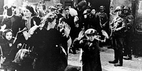 Jewish children and families Holocaust