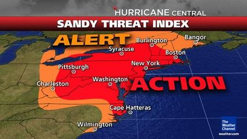 Hurricane Sandy1