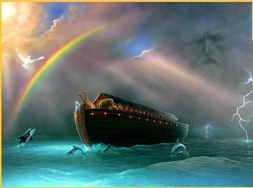 The Great Flood Noah