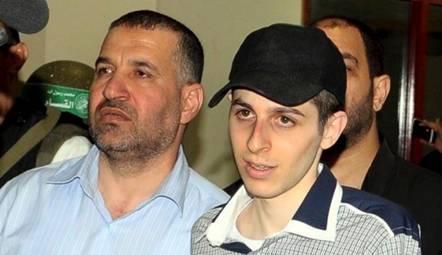 Ahmed Jaabari Gilad Shali