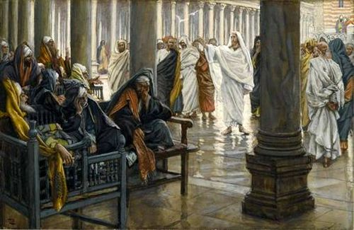 Woe to Scribes and Pharisees