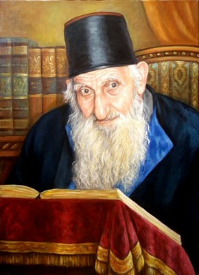 Sephardi Rabbi Yitzhak Kaduri