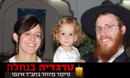 Death of Chabad Rabbi's wife, Mira Sharf