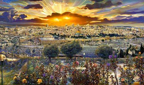 Destroy all Nations that Attack Jerusalem
