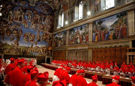 Papal Conclave of March 2013