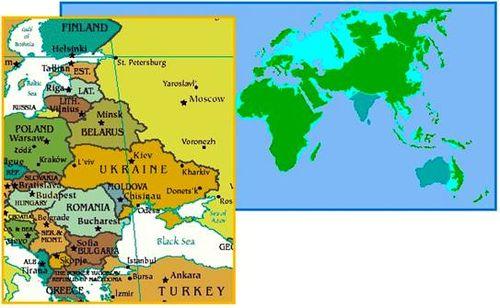 Russia, Ukraine and the Pole Shift