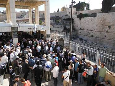 Jews blocked from Temple Mount on Tisha B'Av