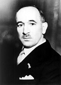 Czechoslovakian President Edvard Beneš