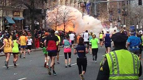 Second Boston Marathon Explosion an Ancient Occult Sacrifice