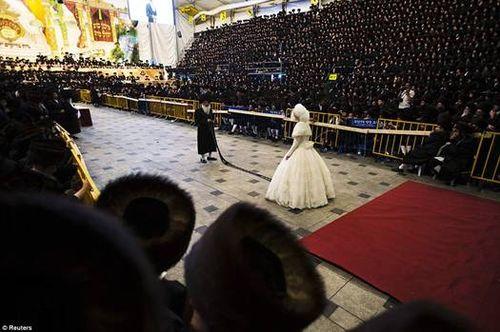 Hasidic Polish Belz Dynastic Wedding016