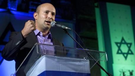 Jewish  MK Naftali Bennett