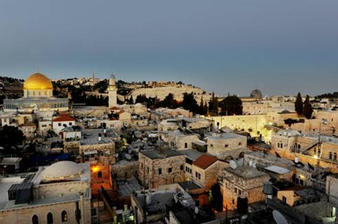 Jerusalem and New Temple