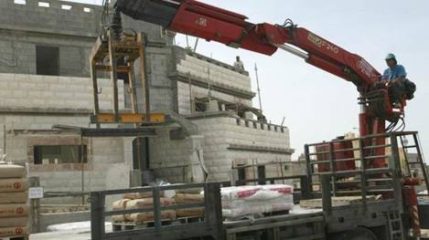 New Homes for Jewish Families in Shomron