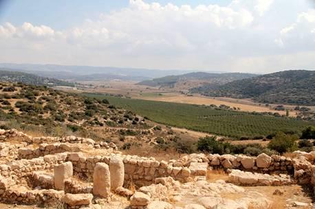 Davidian Fortress of Khirbet Qeiyafa