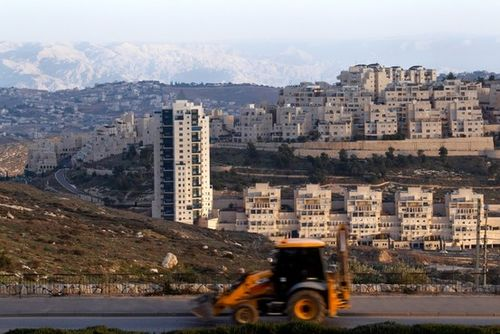 Israeli Settlements for the Jewish Patriots and Pioneers in Shomron (Samaria)